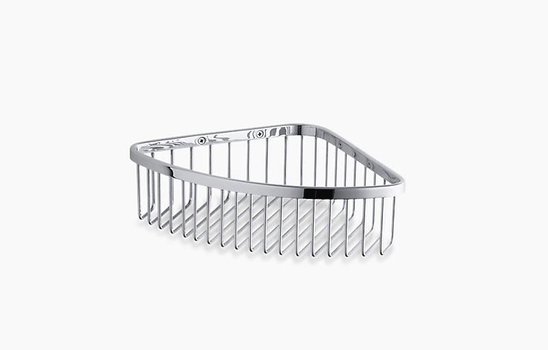 kohler-cross-range-corner-basket