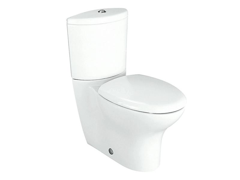 Kohler presquile toilet