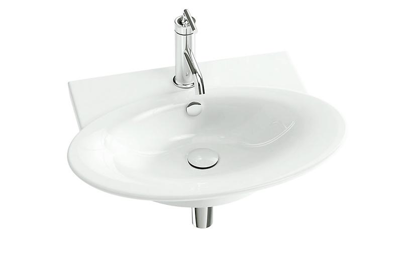 Kohler presquile washbasin
