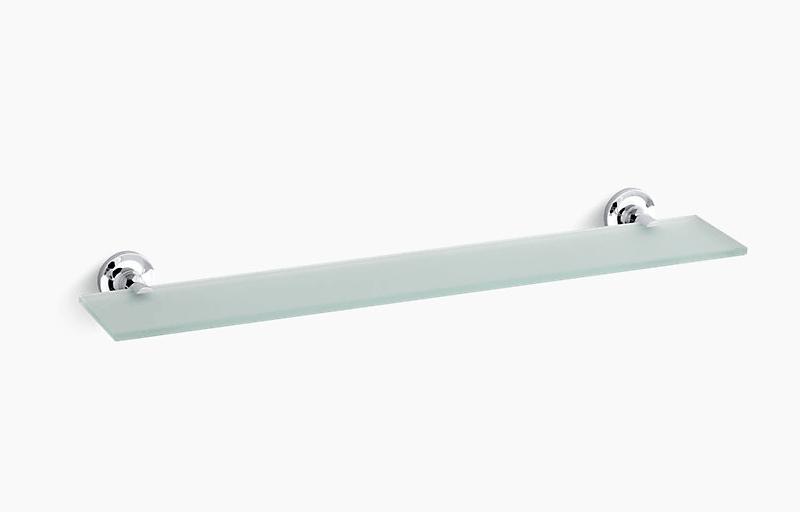 kohler-purist-glass-shelf