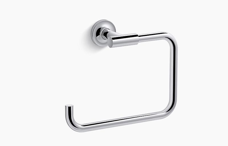kohler-purist-towel-ring