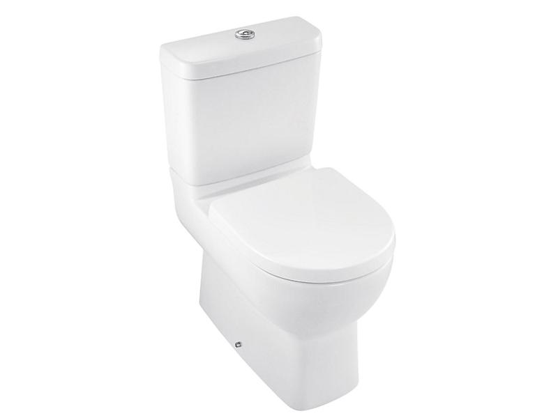 Kohler reach toilet