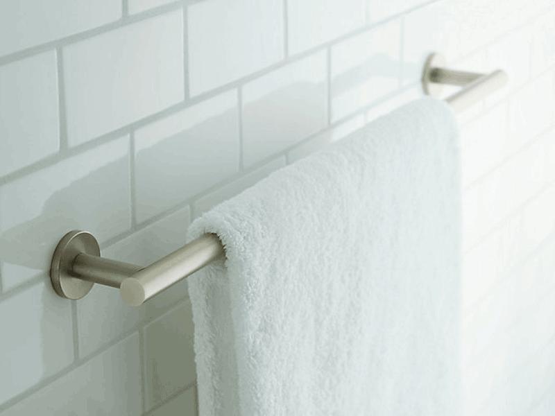 kohler-stillness-single-towel-rail
