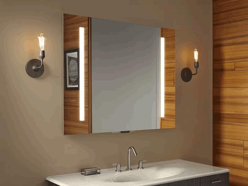 Kohler verdera lifestyle mirror