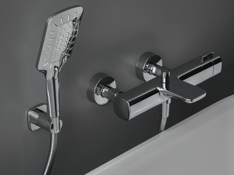 Laufen cityplus wall mounted mixer