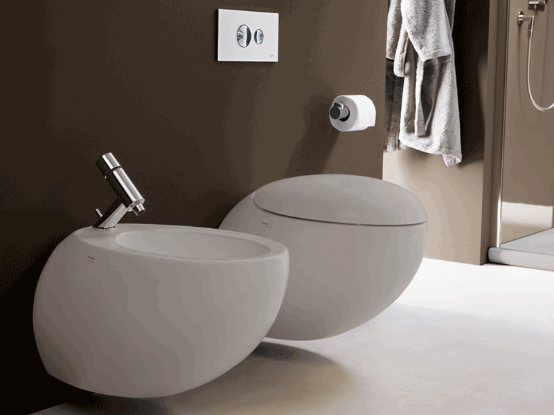 Laufen ilbannoalessi toilet