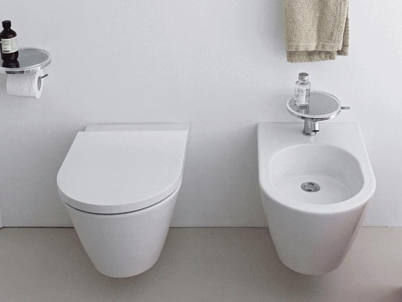 Laufen kartell toilet