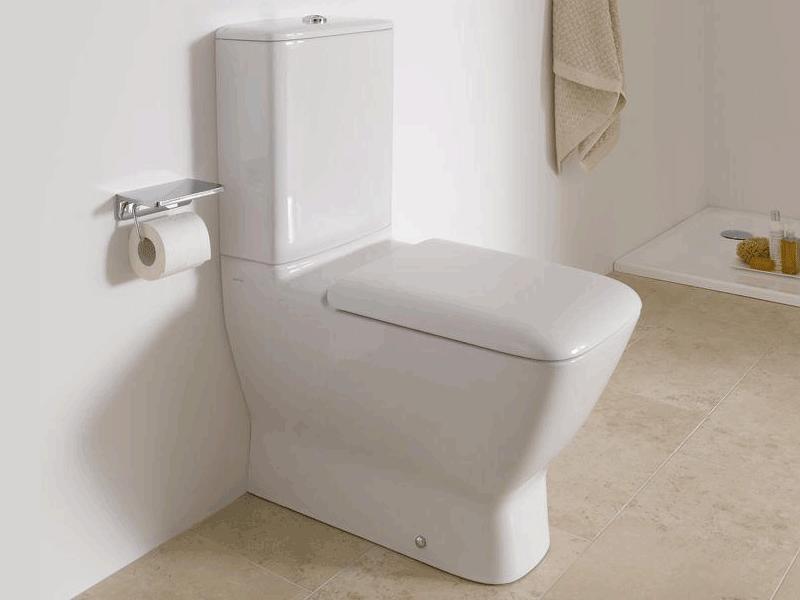 Laufen palace toilet