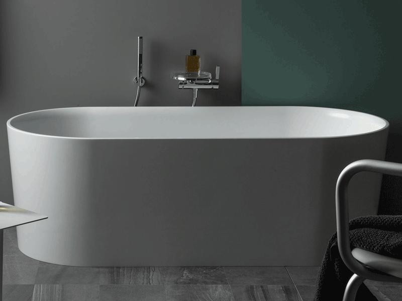 Laufen val lifestyle bath