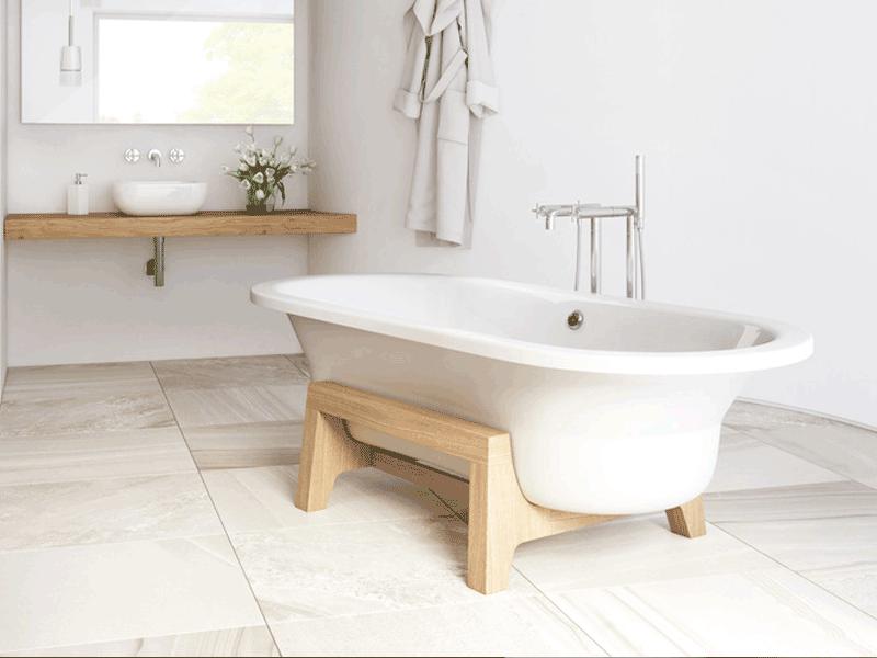 Roca art plus lifestyle bath