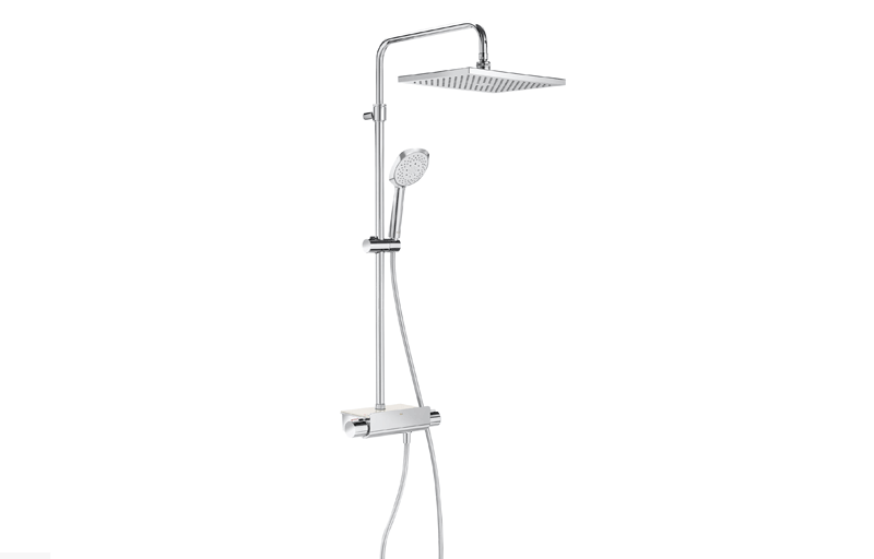 Roca deck t shower