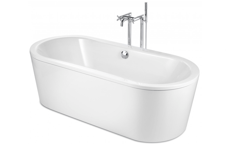 Roca duo bath