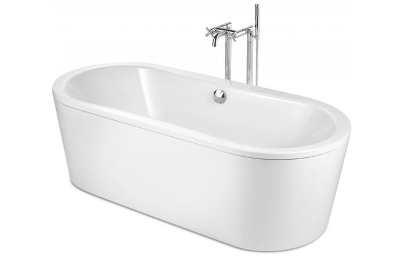 Roca duo bath