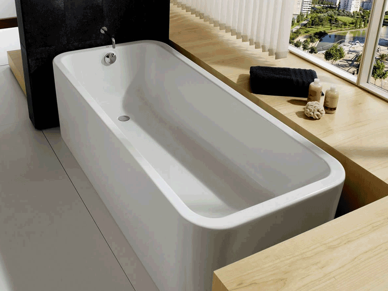 Roca element lifestyle bath