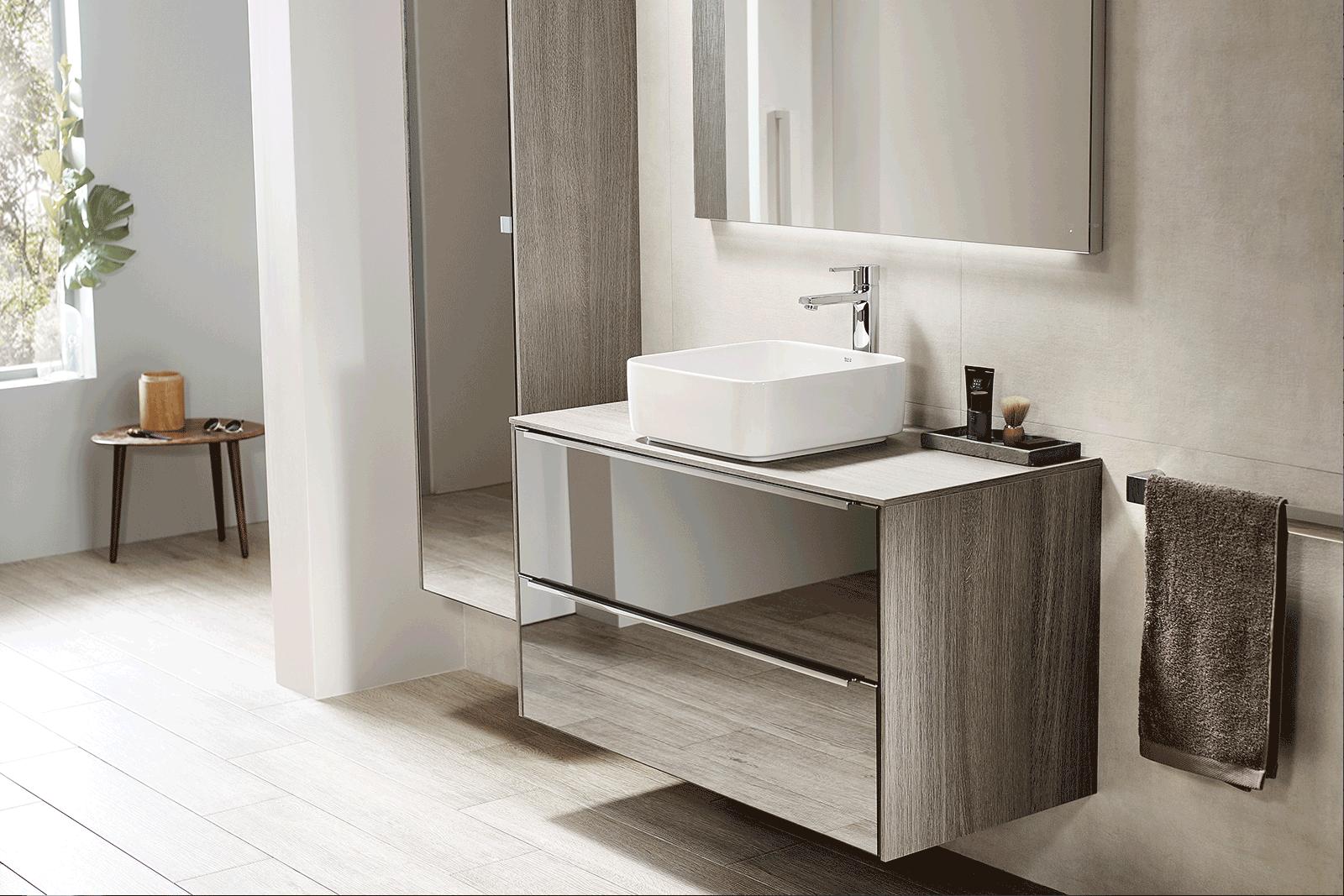 Roca Luxury Bathrooms at BATHLINE | Bathroom Design ...