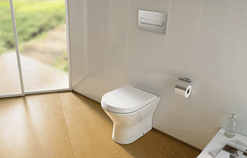 Roca nexo wc toilet