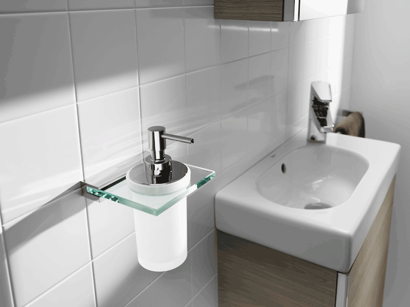 Roca nuova soap dispenser