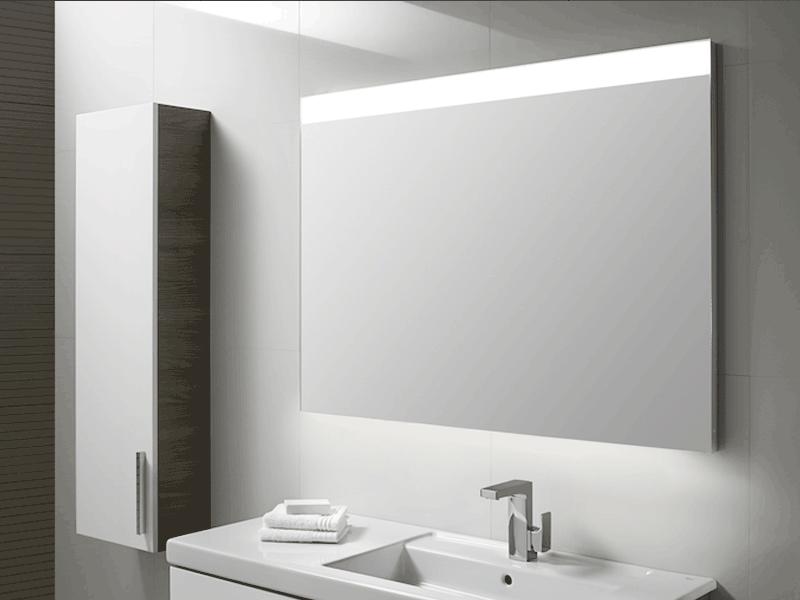 Roca prisma lifestyle mirror