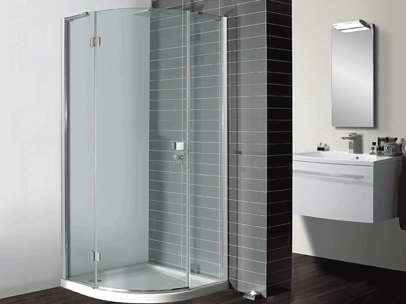 Simpson design shower enclosure