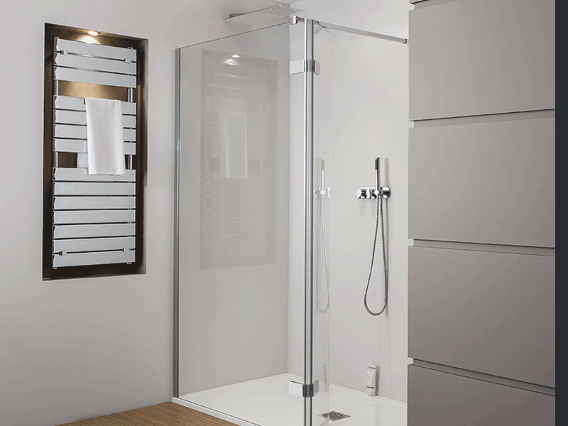 Simpson elite shower enclosure