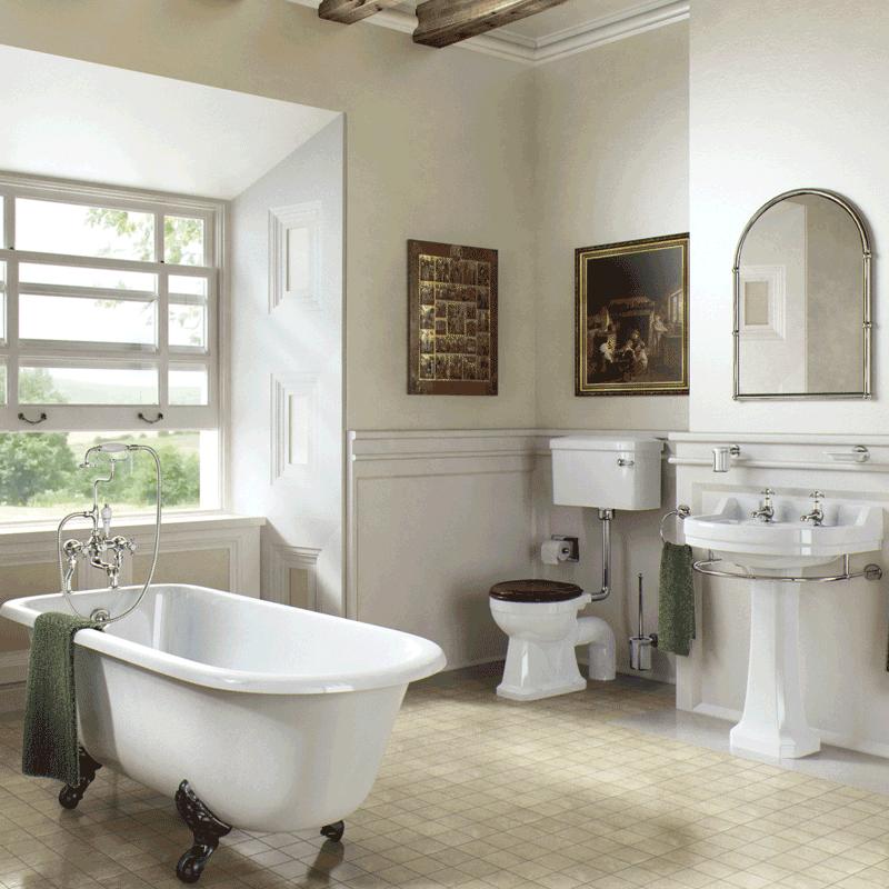 Burlington edwardian bathroom