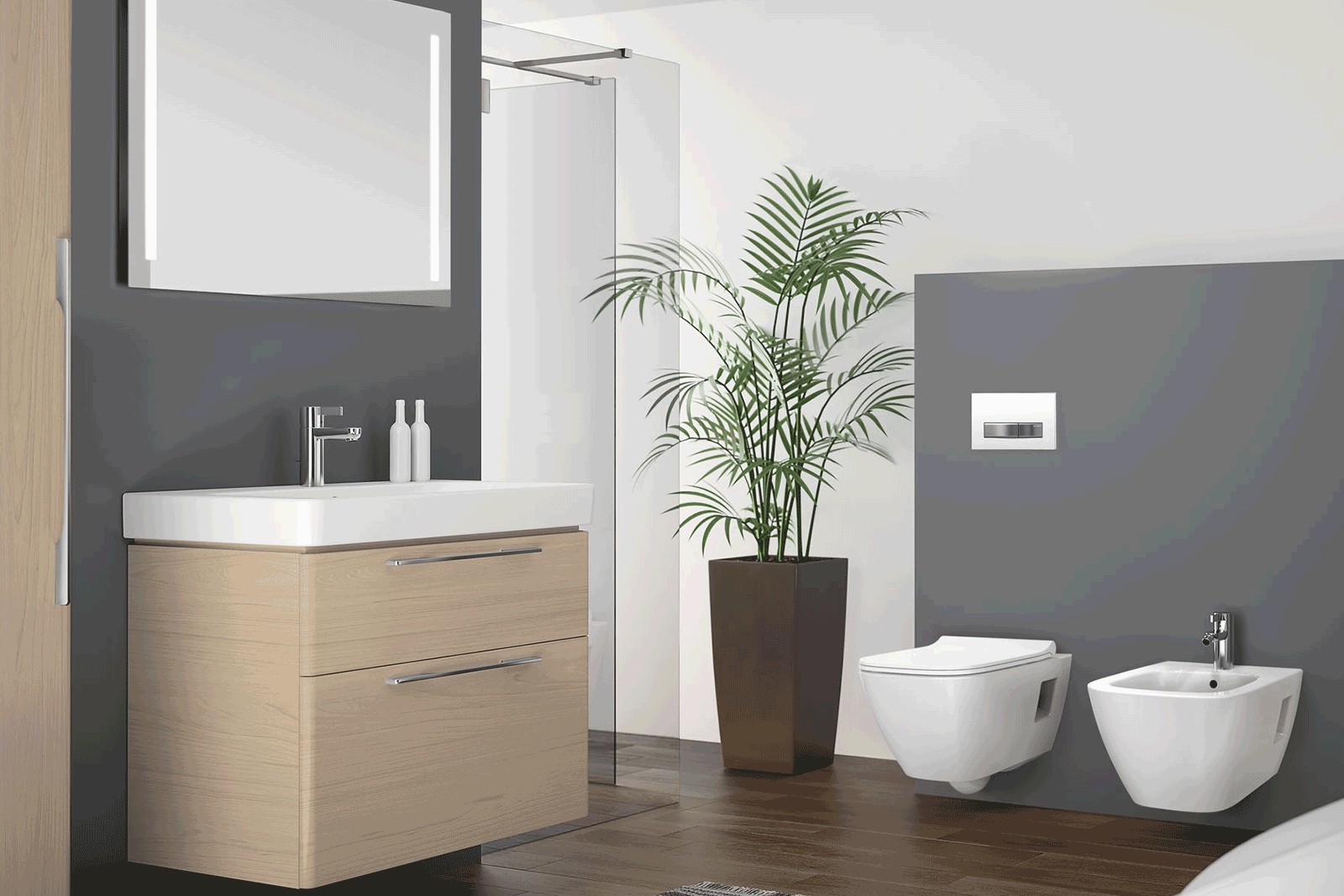 Geberit smyle bathroom