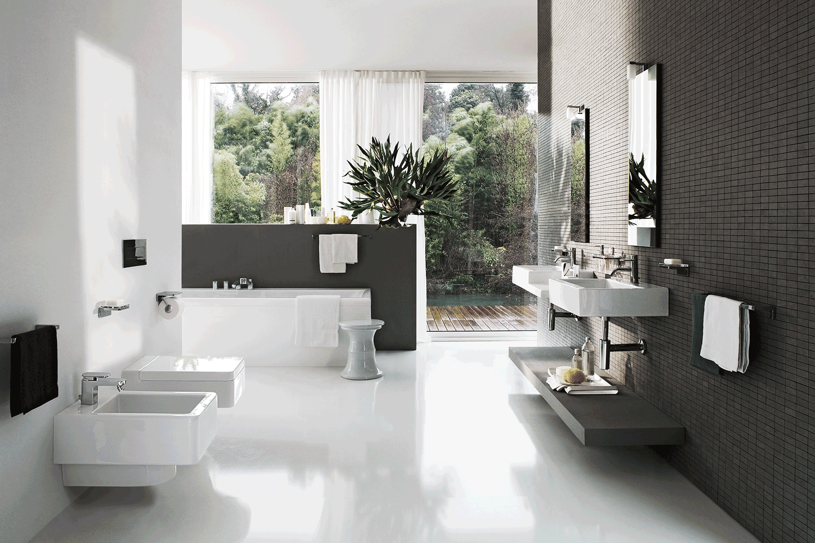 Laufen living city bathroom