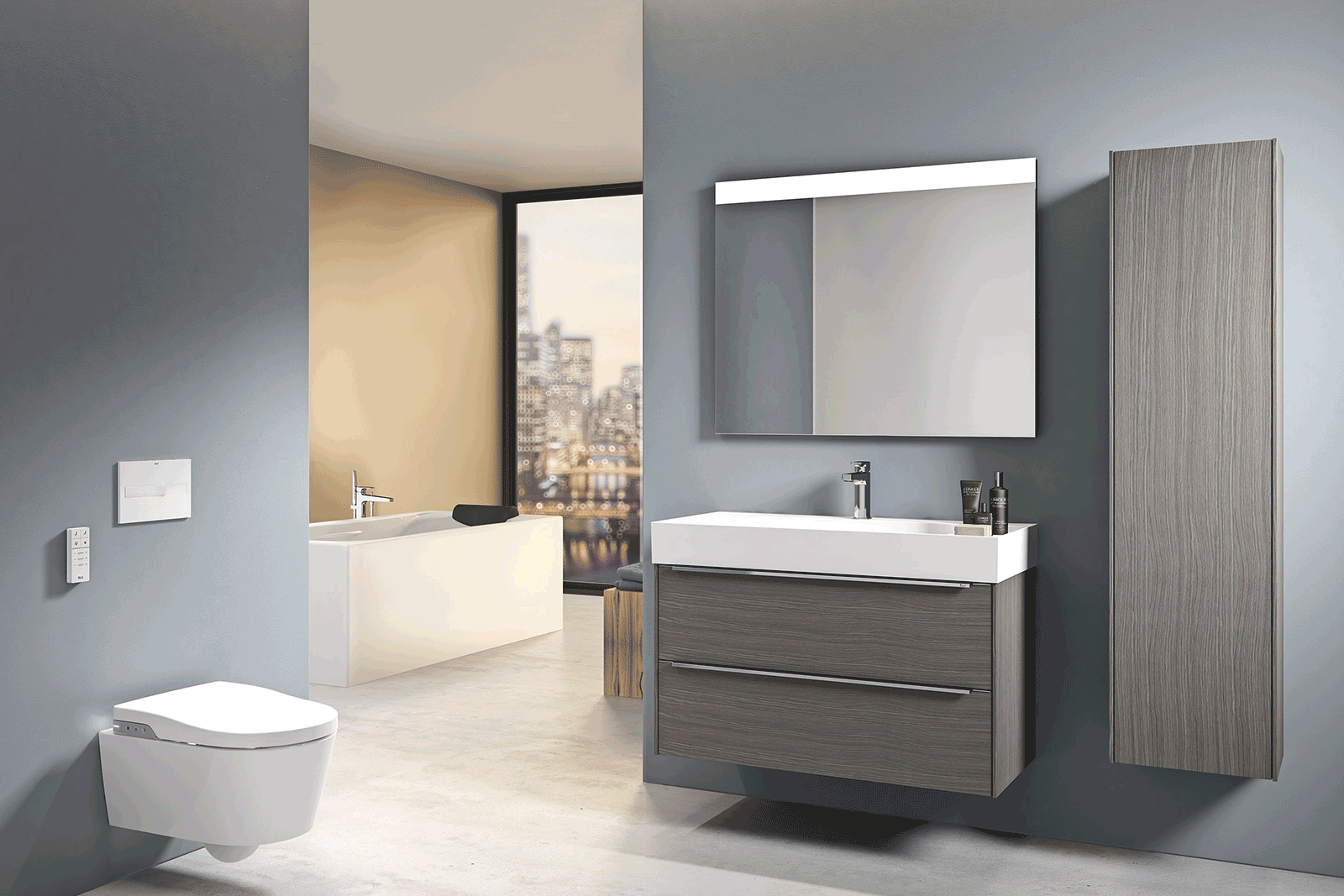 Roca Inwash Bathroom