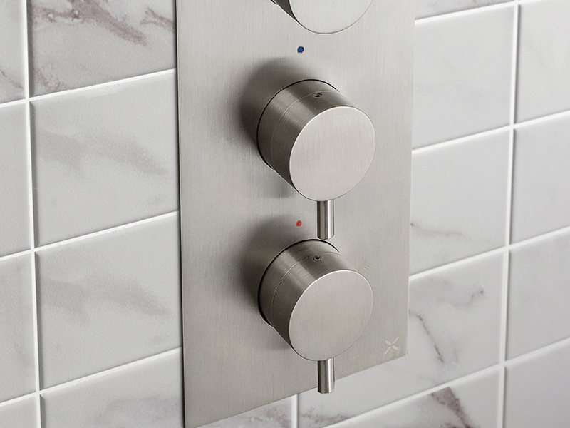 crosswater-brushed-stainless-steel-shower-controls