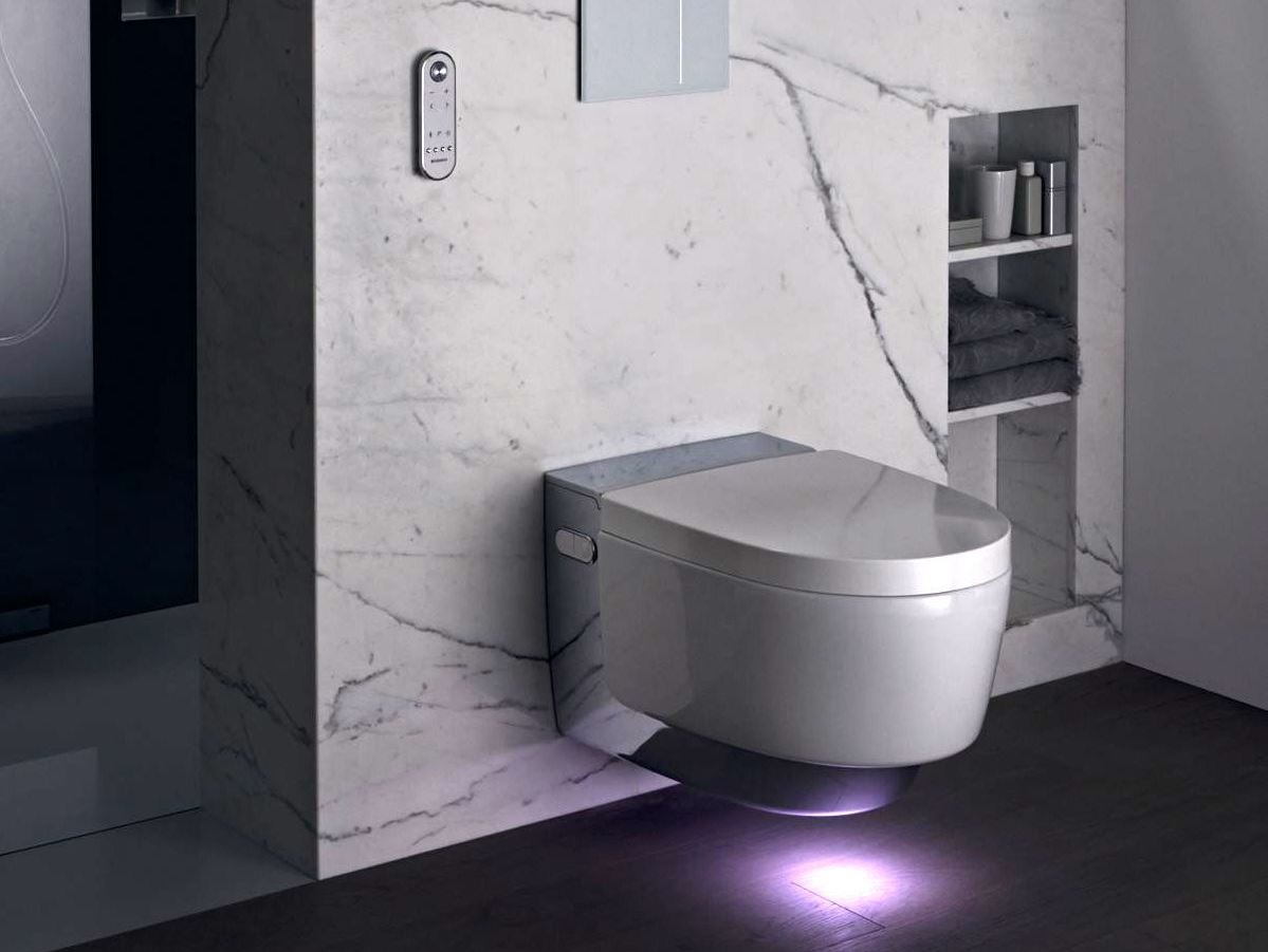 Aqua toilet with light resized