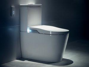 Roca Inwash Inspira SMART Bathroom Toilet Shower