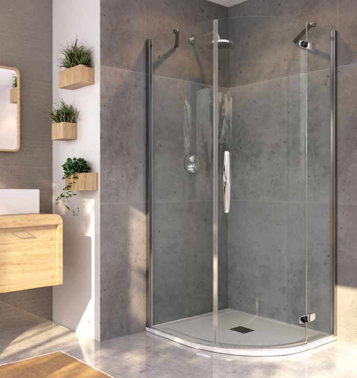 Flair Oro Bathroom Shower Enclosures Bathrooms Ni