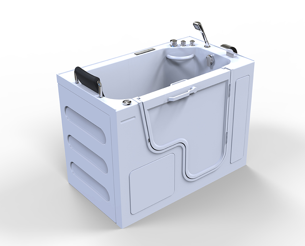 Neptune Bathing Walk-in Baths available from BATHLINE bathroom showroomsin Northern Ireland and the Isle of Man.