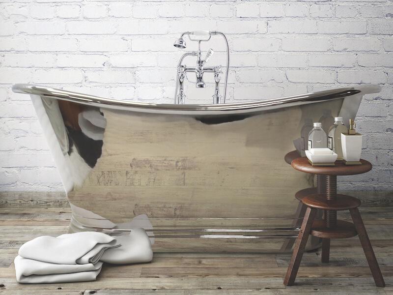 Nickel-boat-bath