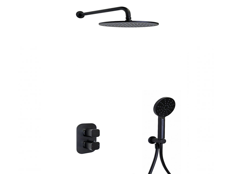 Aqualla-Fuse-Black-Minimal-Concealed-Shower