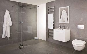Abacus Wetroom Kit available from BATHLINE