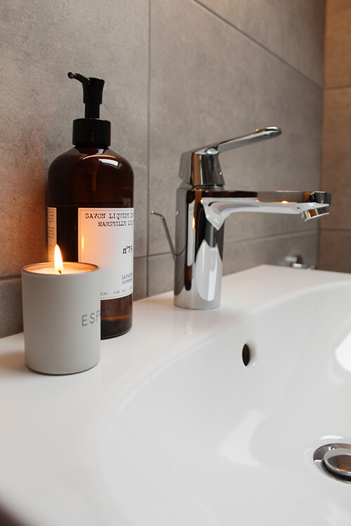 Bathline Projects Small Bathroom Refurb In Belfast Northern Ireland