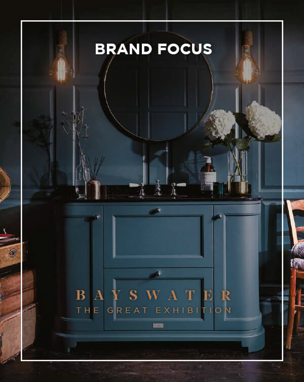 A Brand Focus Blog on the Bayswater Bathroom Collection from BATHLINE.