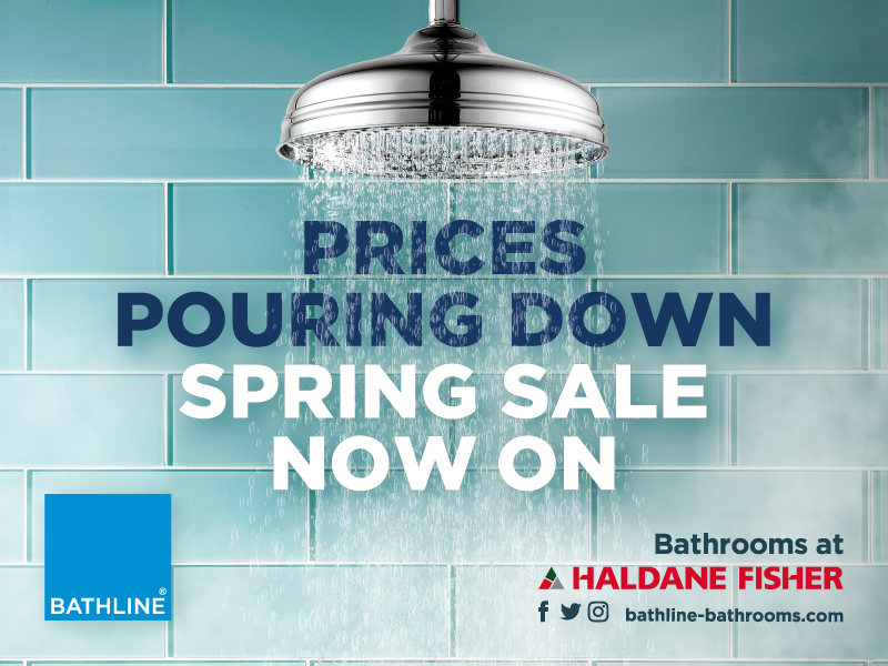 BATHLINE 2019 Spring Sale is NOW ON  across our Bathroom Showrooms in Northern Ireland and the Isle of Man.