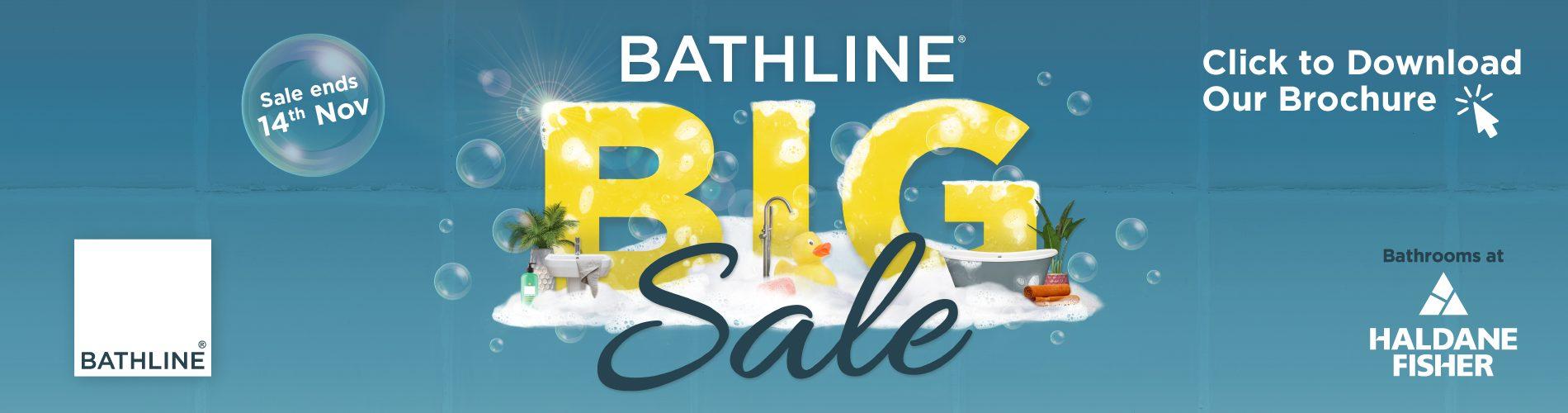 BATHLINE Big Sale!